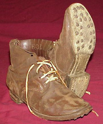 Japanese WW II Army Issue Shoes