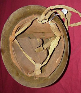 Japanese World War II Naval Landing Forces Helmet