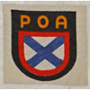 "Foreign Volunteer ""POA"" Army of Liberation Arm Shield"