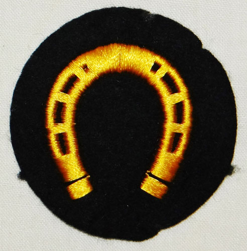 Army Combat Engineer Boat Pilot's Sleeve Badge