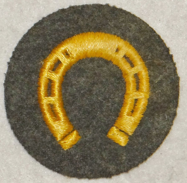 Army TROPICAL Signal NCO Specialist Badge