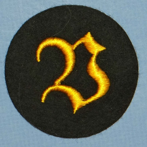 Army Official Candidates Specialist Badge