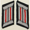 Army Panzer Officer Dress Collar Tabs