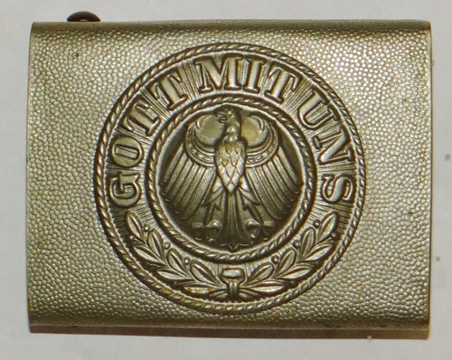 Hitler Youth Buckle