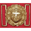 Kriegsmarine Line Officers Dress Brocade Buckle