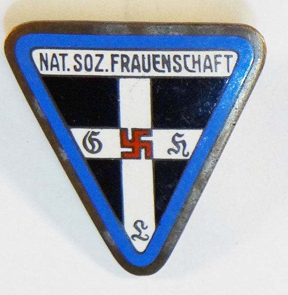 "Type III Kries Level ""Erweiter Stab"" Frauenschaft Badge"