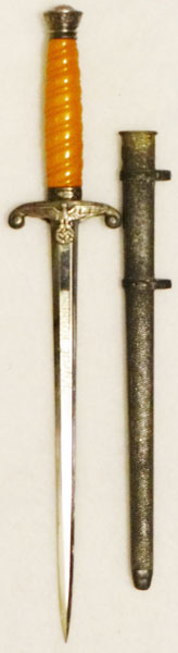 Miniature Army Officer Dagger