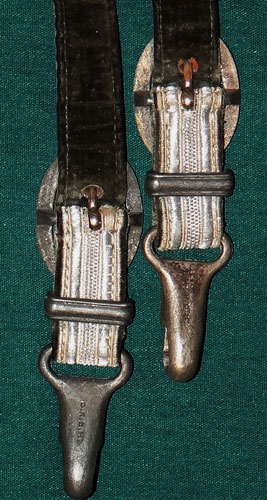 Army Officers Dagger with Hanger & Portepee