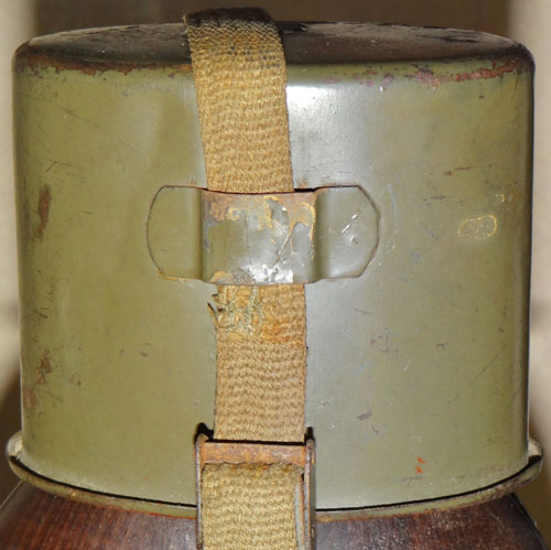 German WW II TROPICAL M41 Canteen