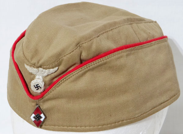 German WW II M35 Steel Combat Helmet