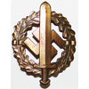 Bronze SA Sport Badge 1935/39 Pattern