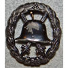 Black Cutout WW I Wound Badge