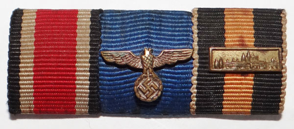WW II 2nd Class Iron Cross with Award Packet - German Medals