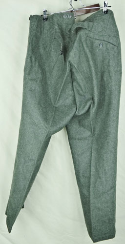 Army M1940 Unissued Tunic & Trousers