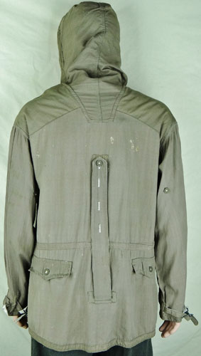 "Mountain Troops ""Anorak"""