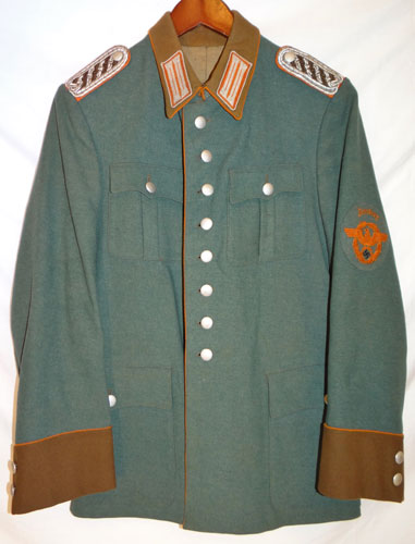 "German ""Gendarmerie"" Police NCO Tunic & Trousers"