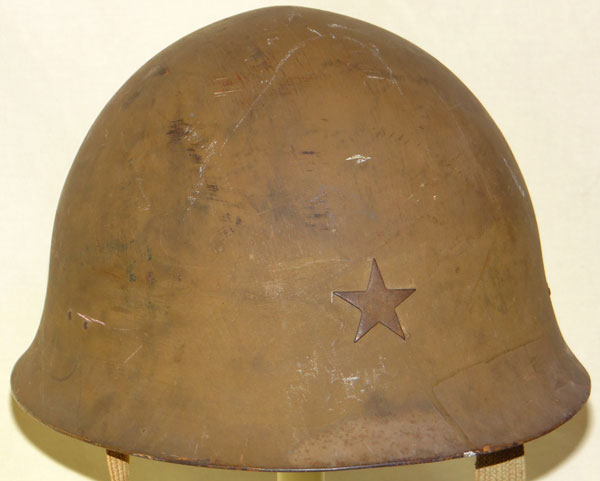 WW II Japanese Type 90 Army Helmet - Japanese War Relics - Jessen's