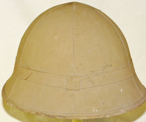WW II Japanese Army Tropical Sun Helmet