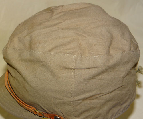 WW II Japanese Army NCO/EM Light Weight Summer Field Cap