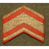 WW II Japanese Army Non-Commissioned Officer or Cadet Insignia