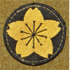 "Japanese Navy WW II ""Special Training"" Badge"