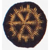 Kriegsmarine NCO Maschinenmaat Dress Career Sleeve Insignia