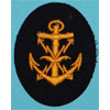 Kriegsmarine NCO Aircraft Warning Service Career Sleeve Insignia