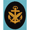 Kriegsmarine NCO Clerical Career Sleeve Insignia