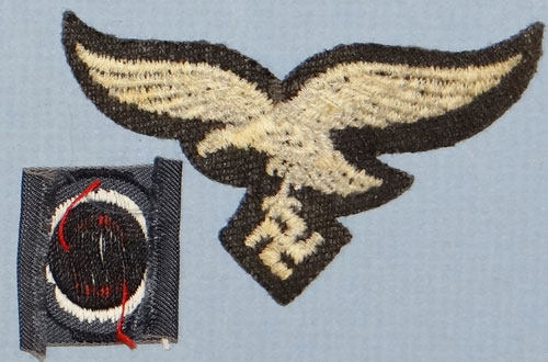 Luftwaffe Cloth Field Cap Eagle & Cockade