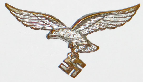 Luftwaffe 1st Pattern Cloth NCO/EM Cap Eagle