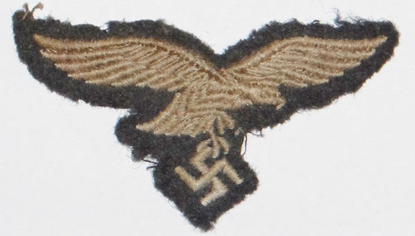 Luftwaffe Cloth NCO/EM Cap Eagle