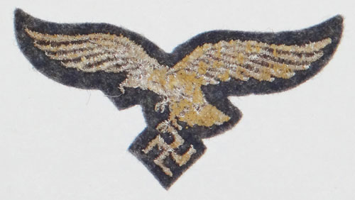 Luftwaffe NCO/EM Cloth Field Cap Eagle