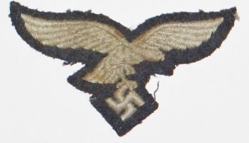 "Luftwaffe ""Hermann Goring"" Panzer Troops NCO/EM Cloth Field Cap Eagle"