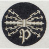 Luftwaffe Signals Personnel of Flying & Flak Specialty Badge