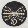 Luftwaffe Aircraft Warning Personnel Specialty Badge