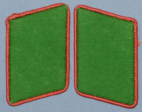 Luftwaffe Field Division Collar Tabs