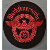 "Werkfeuerwehr ""Factory Fire Service"" Sleeve Eagle"