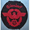 "Feuerwehr ""Fire Service"" Sleeve Eagle with Assignment Location"