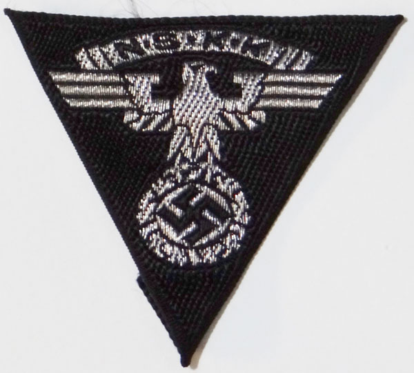 NSKK 1st Pattern Cloth Cap Eagle for M-Brig. Niedersachsen