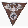 NSKK 1st Pattern Cloth Cap Eagle for M-Gruppe Schlesien & M-Brig. Franken