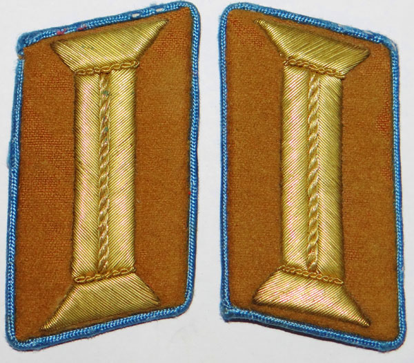 Early Gauleitung Collar Tabs