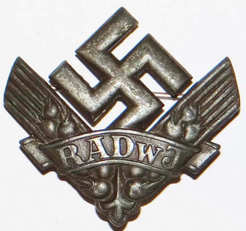 RADwj War Helper's Badge