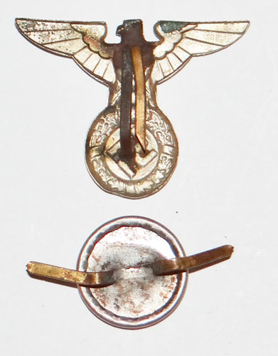 SA Postcard for Commemorating the National Competition of the SA in Berlin