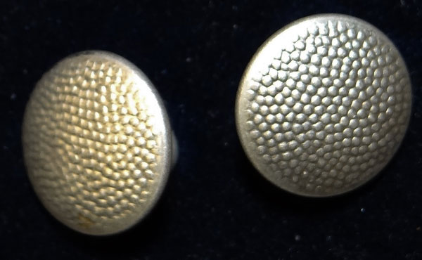 SS Marked Visor Hat or M43 Field Hat Buttons