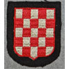 WSS Croatian Volunteer's Sleeve Shield
