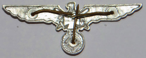 NS-Reichskriegerbund Metal Breast Eagle