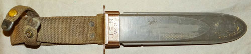 WW II U.S.N. Mark 2 Knife