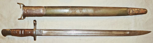 WW I U.S. Model 1917 Bayonet