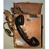 WW II U.S. Field Telephone Type EE-8-B