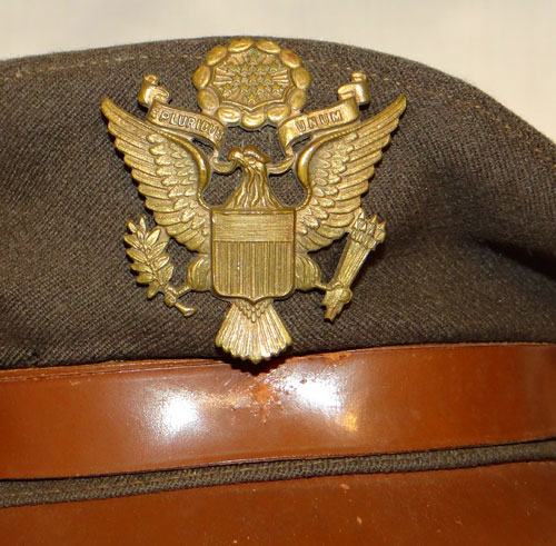 "U.S. Army WW I M-1917  ""78th Div."" Steel Helmet"